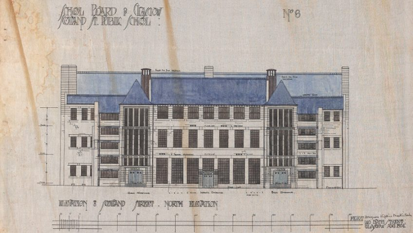 Charles Rennie Mackintosh Exhibition opens at Kelvingrove Museum, Glasgow