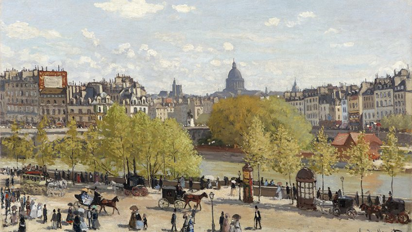 Monet & Architecture – don't miss the exhibition at the National Gallery