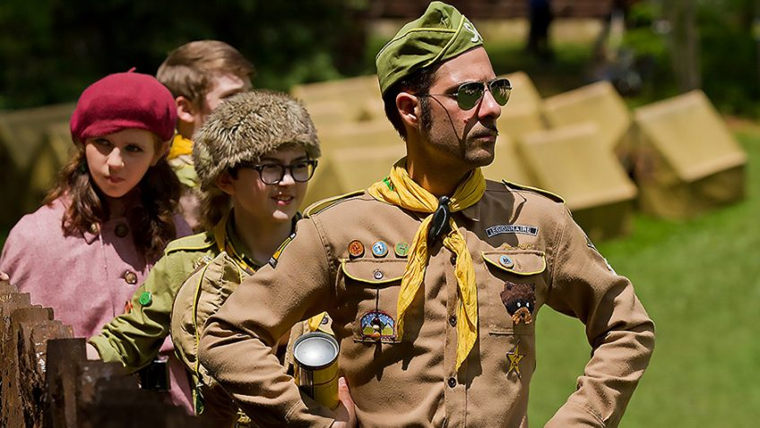 Moonrise Kingdom is Wes Anderson's most charming and, arguably, his best film