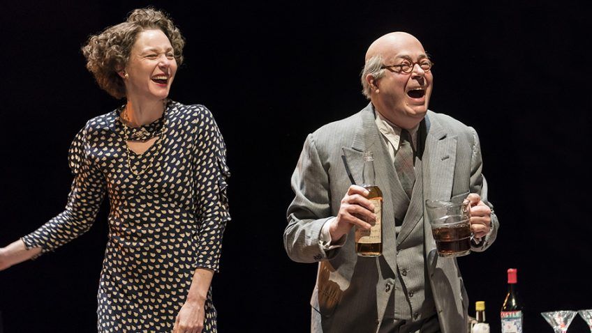 Roger Allam is excellent as John Christie who founded the Glyndebourne Opera House