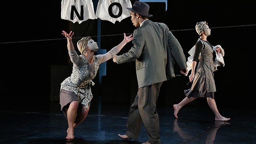 Phoenix Dance Theatre is touring the UK