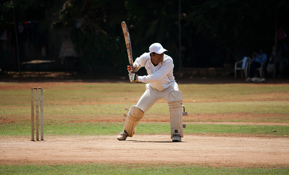 Cricket batsman - Free for commercial use - No attribution required - Credit Pixabay