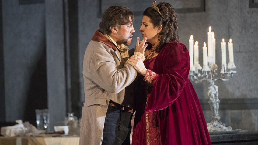 A seamless, dramatic Tosca, from WNO at The Bristol Hippodrome