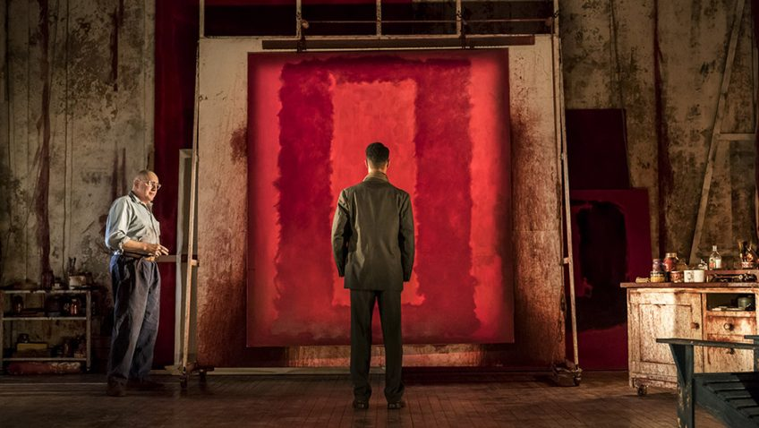 I am here to make you think, said Mark Rothko. I am not here to make pretty pictures