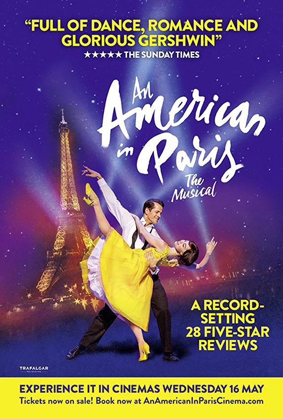 An American in Paris: The Musical - Credit IMDB
