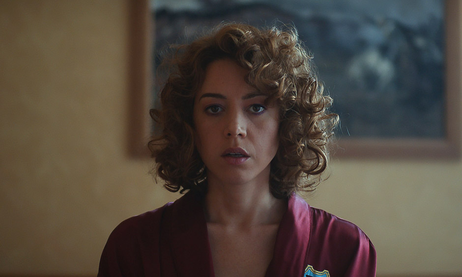 Aubrey Plaza in An Evening with Beverly Luff Linn - Credit IMDB