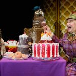 An Awful Auntie comes to the stage