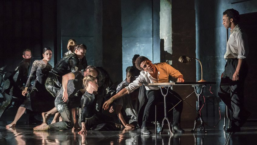 Danish choreographer Kim Brandstrup creates a new work for Rambert
