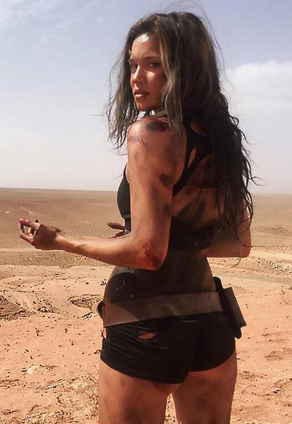 Matilda Anna Ingrid Lutz in Revenge - Credit IMDB