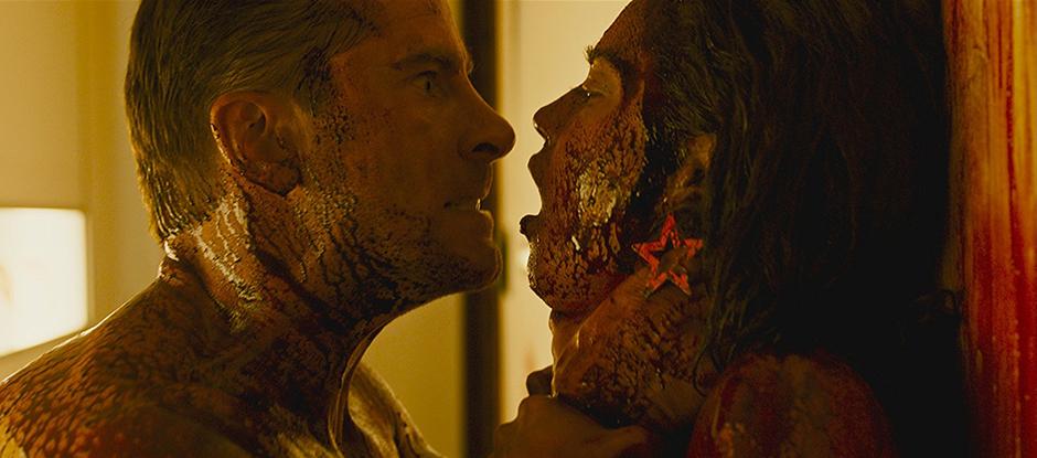 Kevin Janssens and Matilda Anna Ingrid Lutz in Revenge - Credit IMDB