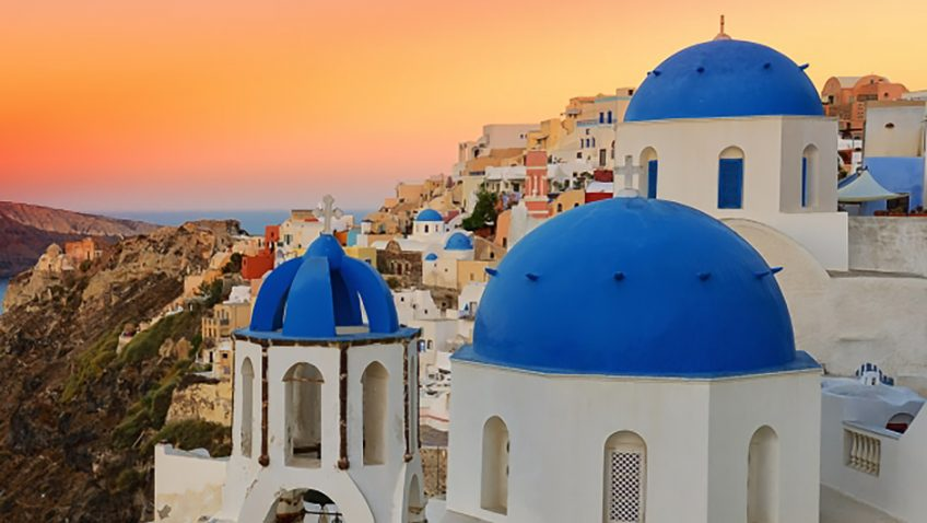 Win a week's break on the enchanting island of Santorini with Silver Travel Advisor