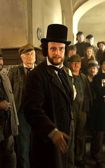 August Diehl in The Young Karl Marx - Credit IMDB