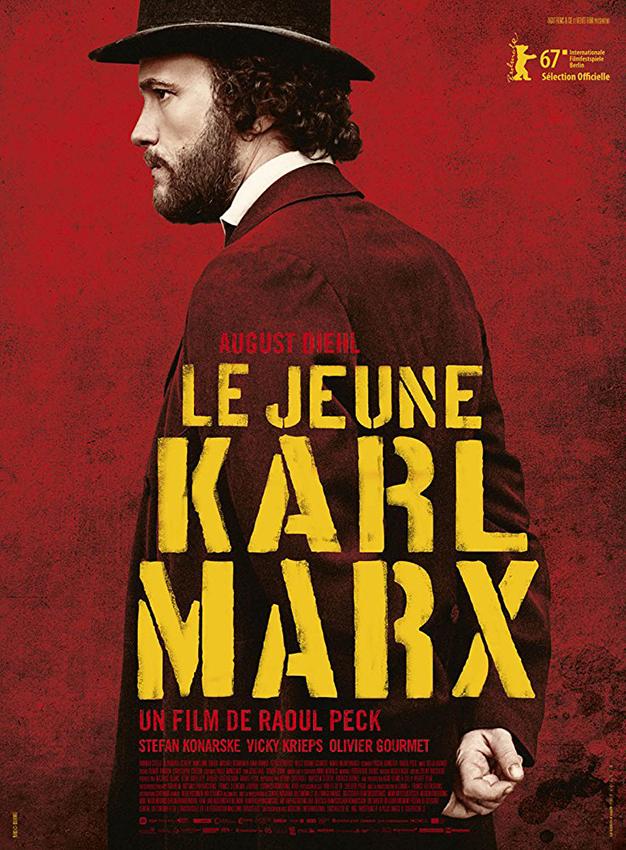 The Young Karl Marx - Credit IMDB