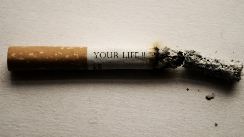 Is smoking grounds for divorce?