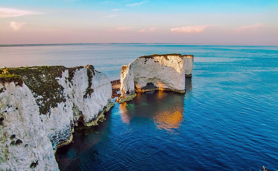 Old Harry Rocks - Dorset - Free for commercial use - No attribution required - Credit Pixabay