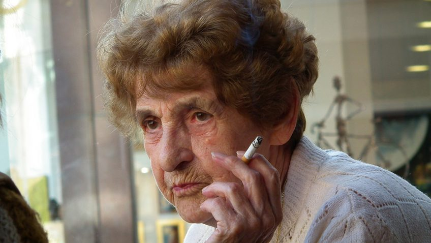 New evidence linking smoking to breast cancer