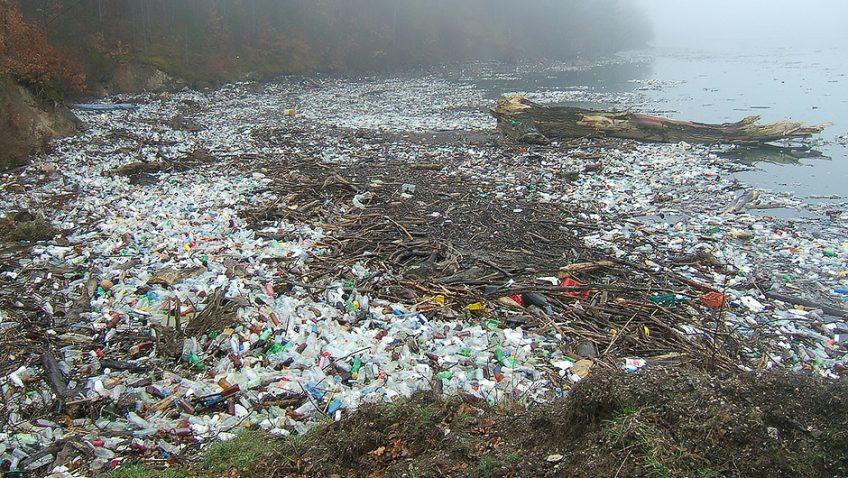 A letter from Ian Dent – Plastics problem
