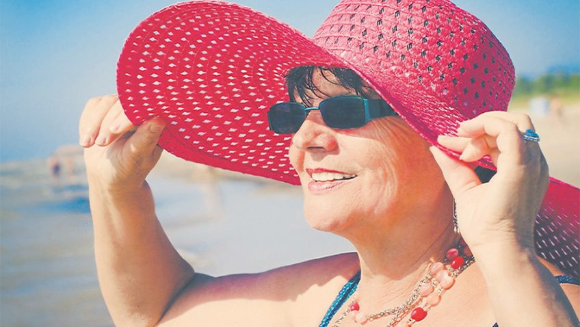 Know the risks of skin cancer