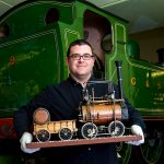 Full steam ahead at Riverside Museum