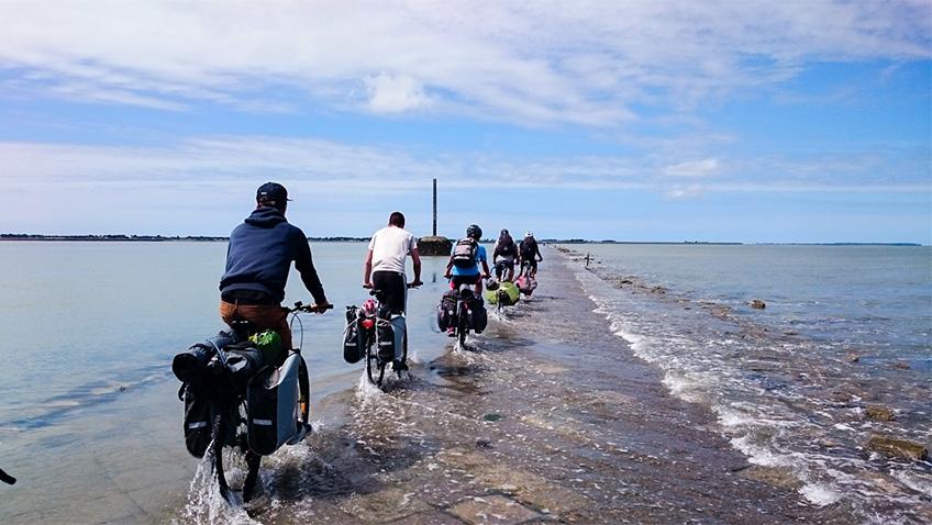 Cycling in Vendée
