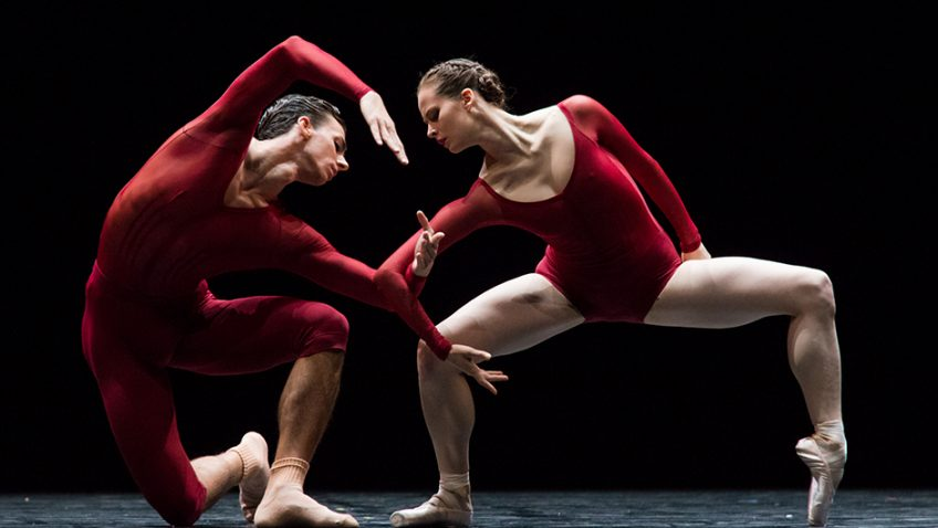 Choreographer William Forsythe pushes the boundaries and breaks the rules