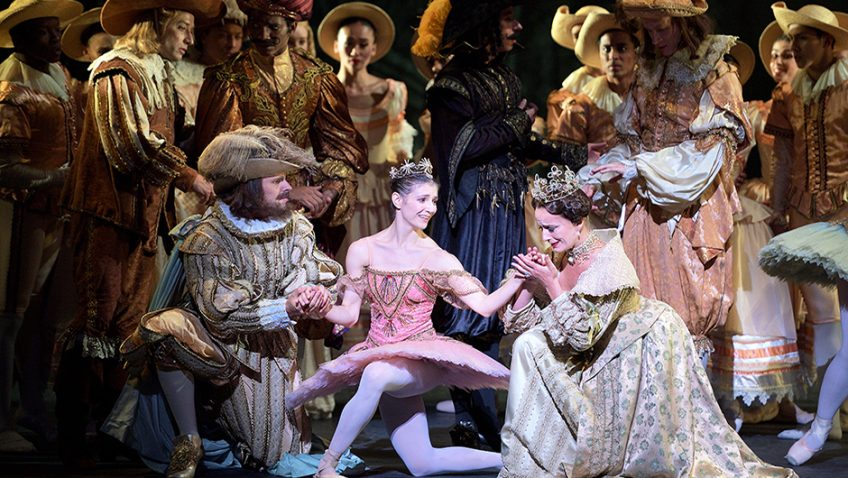 English National Ballet in The Sleeping Beauty