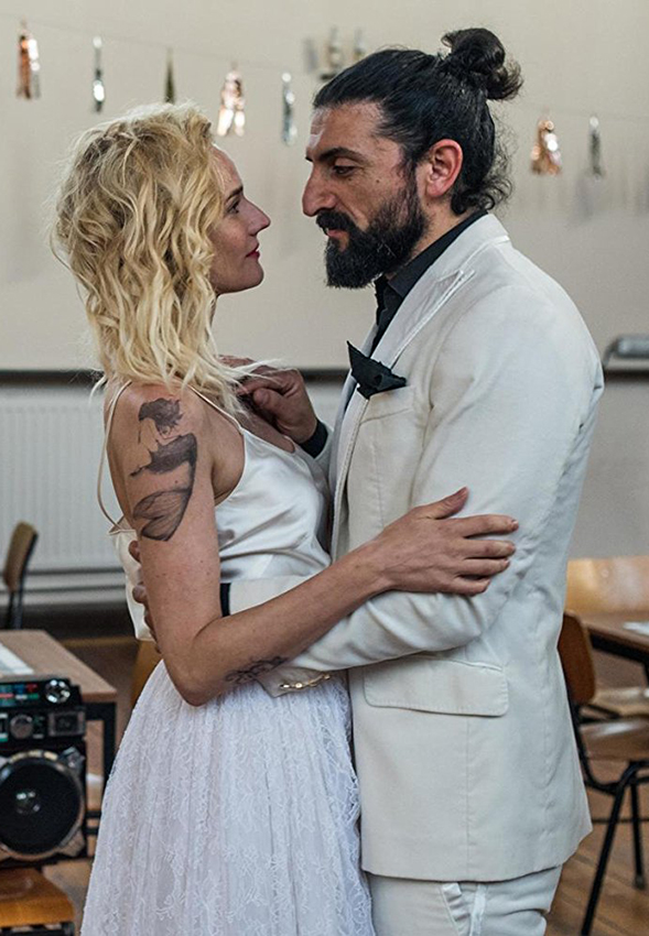 Diane Kruger and Numan Acar in In the Fade - Credit IMDB