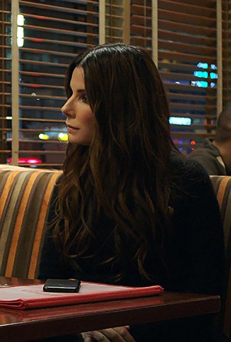 Sandra Bullock in Ocean's 8 - Credit IMDB