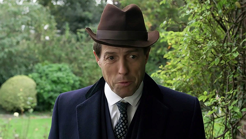 Hugh Grant is superb as Jeremy Thorpe, MP