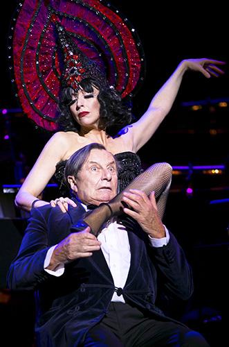 Barry Humphries' Weimar Cabaret