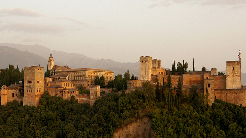 Alhambra Castle - Granada - Spain - Free for commercial use - No attribution required - Credit Pixabay