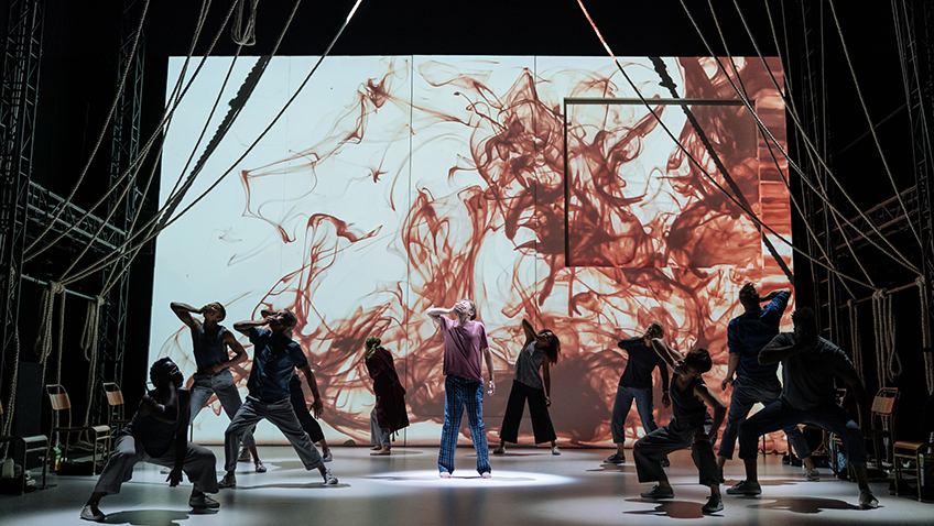 A Monster Calls is now on stage in a clever production by Sally Cookson