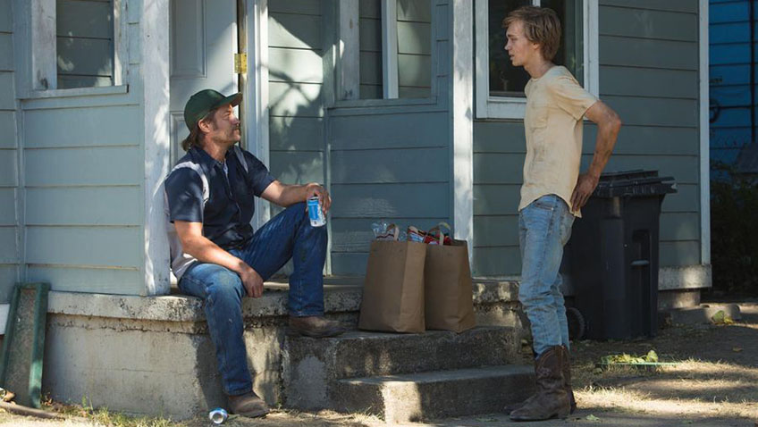 Lean on Pete is about a boy's love for a horse