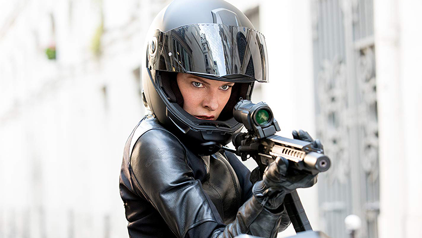 Rebecca Ferguson in Mission: Impossible - Fallout - Copyright 2018 Paramount Pictures. All rights reserved. - Credit IMDB