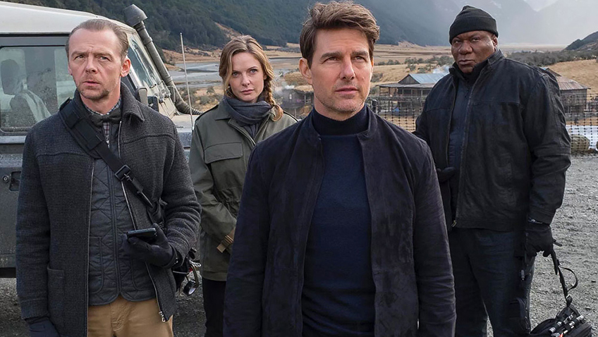 Mission implausible: Tom Cruise is back at 56 with some of his best stunts yet