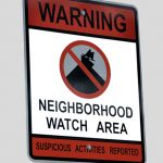 A letter from W. Wesley – Neighbourhood Watch