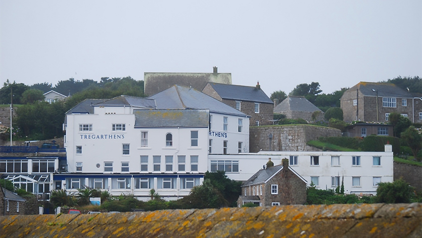 Tregarthens Hotel - Isles of Scilly
