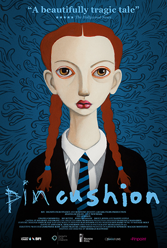 Pin Cushion - Credit Piers McCarthy