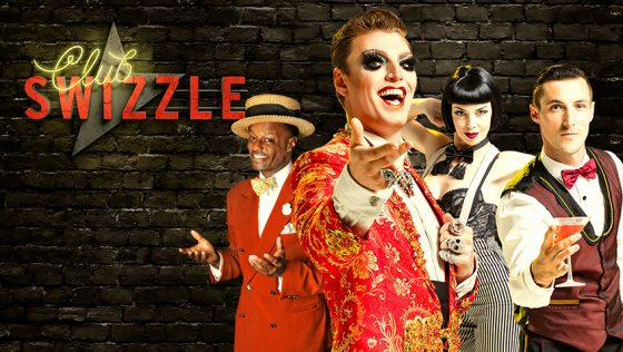 Win a pair of tickets for Club Swizzle