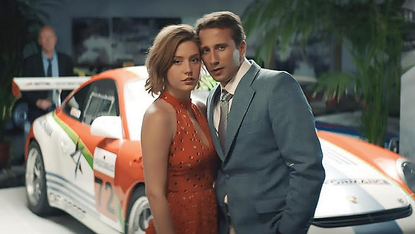 Matthias Schoenaerts and Adèle Exarchopoulos in Racer and the Jailbird - Credit IMDB
