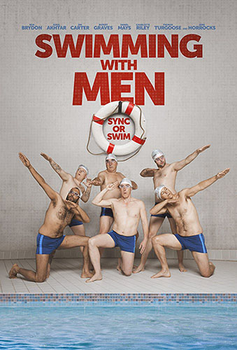Swimming with Men - Credit IMDB