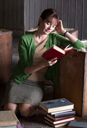 Emily Mortimer in The Bookshop - Credit IMDB