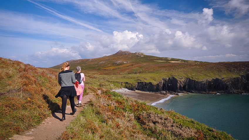 Step out by the seaside this summer with free Ramblers coastal walking routes