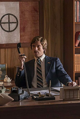 Topher Grace in BlacKkKlansman - Copyright 2018 FOCUS FEATURES LLC. ALL RIGHTS RESERVED. - Credit IMDB
