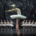 Irina Kolesnikova in the iconic dual role of white and black swan