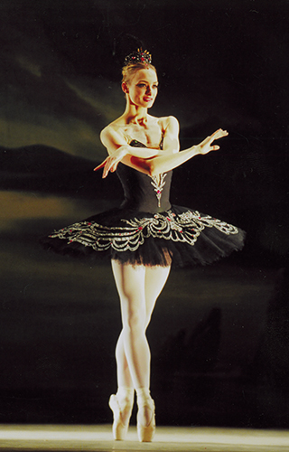 Irina Kolesnikova - Credit Vladimir Zenzinov