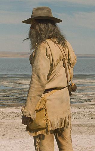 Bruce Greenwood in Meek's Cutoff - Copyright Sundance Institute. - Credit IMDB