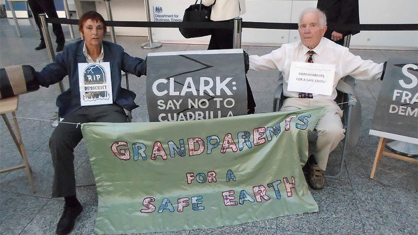 Grandparents are revolting