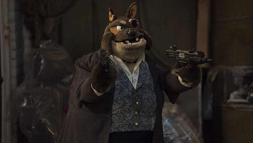 The Happytime Murders - Photo by Hopper Stone - © 2017 STX Financing, LLC. All Rights Reserved - Credit IMDB