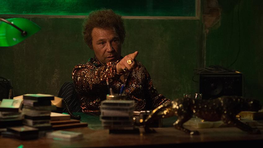 Stephen Graham in Yardie - Credit IMDB